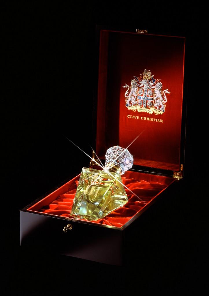 Das teuerste Parfum der Welt – Clive Christian No.1 'Imperial Majesty'
