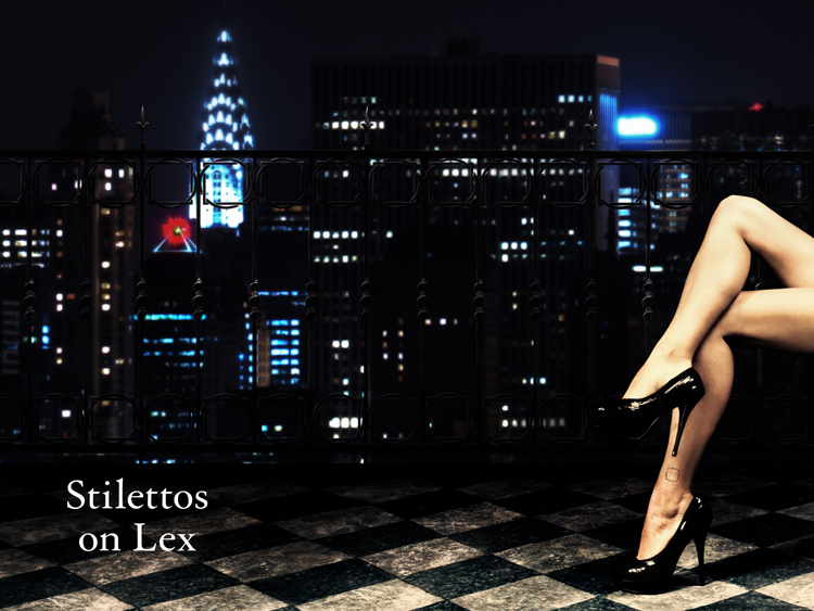 STILETTOS_Visual