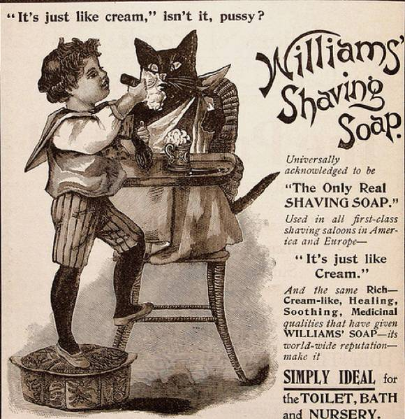 williamsshavingsoapcat