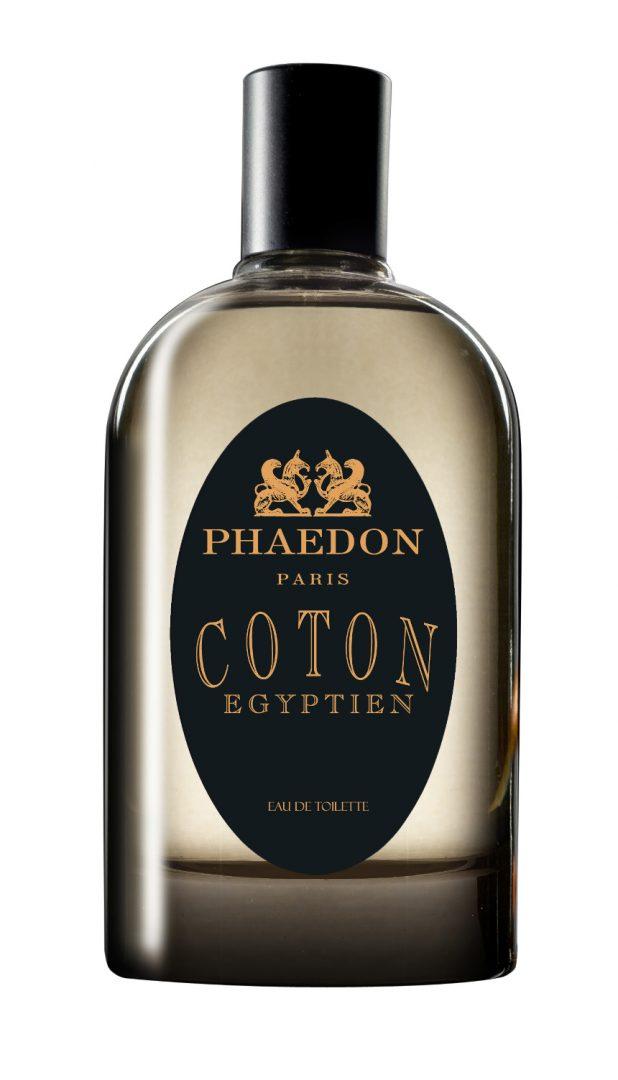 EAU DE TOILETTE COTON EGYPTIEN-FD BLANC