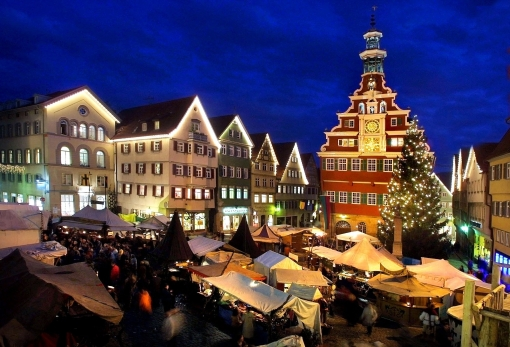 Esslinger_Mittelaltermarkt_am_Rathausplatz