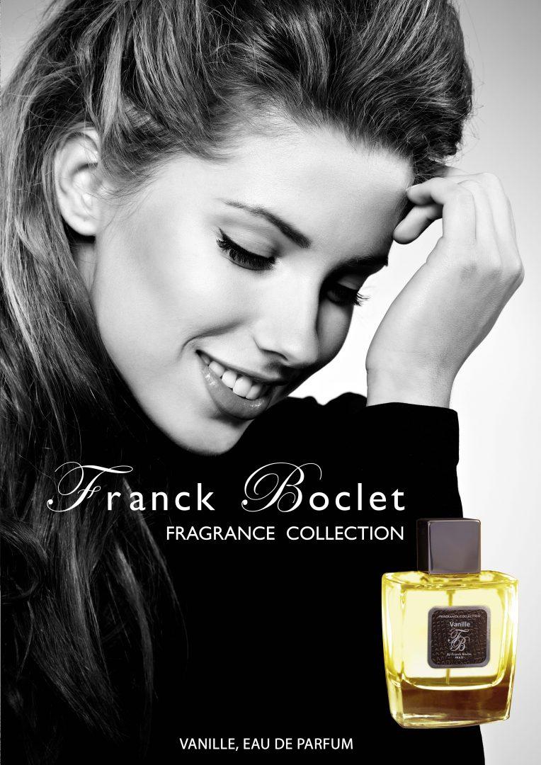 Vanille Visual Franck Boclet