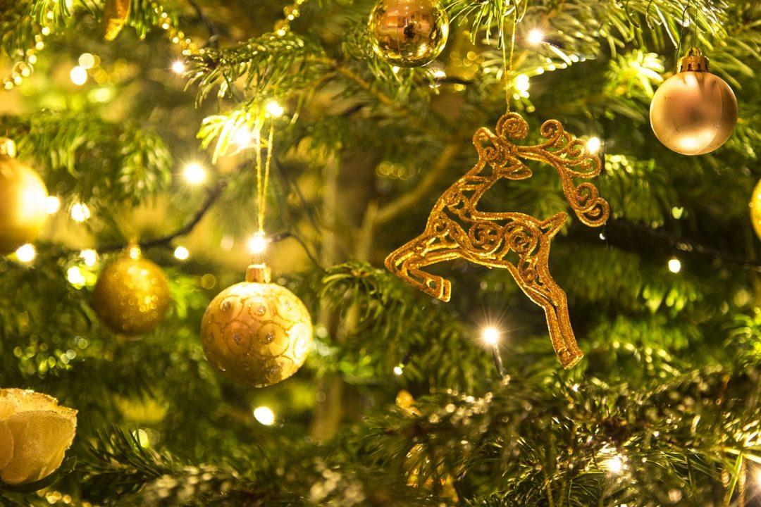 wunderbare Weihnachtszeit