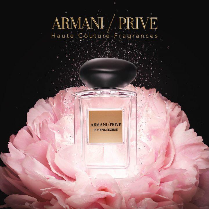 Armani Privé – Figuier Eden und Pivoine Suzhou