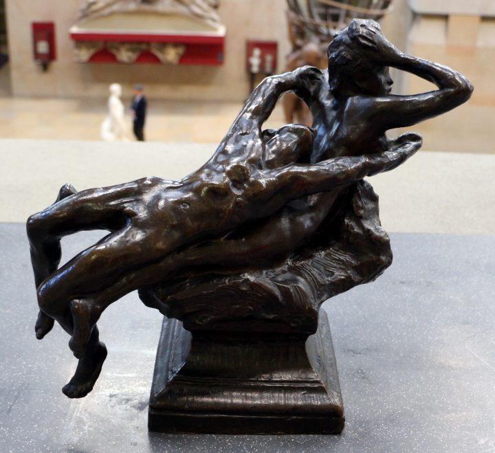 Auguste Rodin Fugit Amor