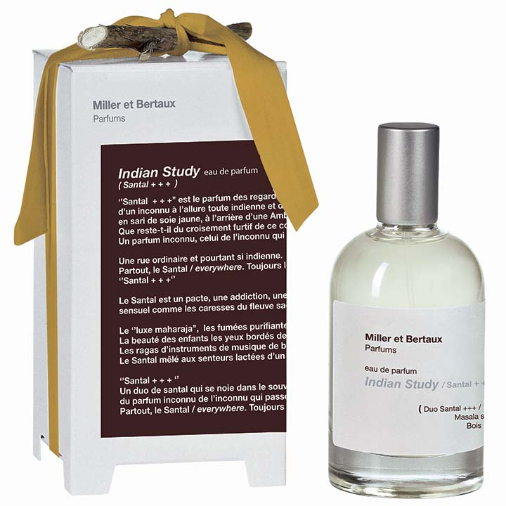 Miller et Bertaux – Indian study / Santal +++