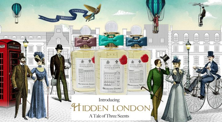 Hidden London – Penhaligon's
