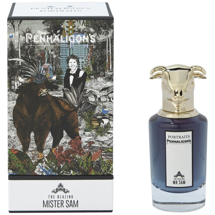 Penhaligon's - The Blazing Mister Sam