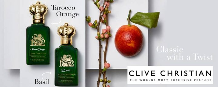 Clive Christian Tarocco Orange | Basil Twist Collection