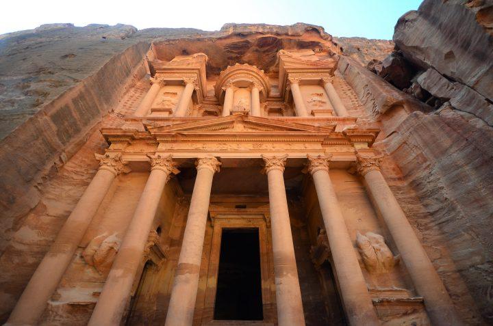 Petra – Santal Nabataea – Mona di Orio