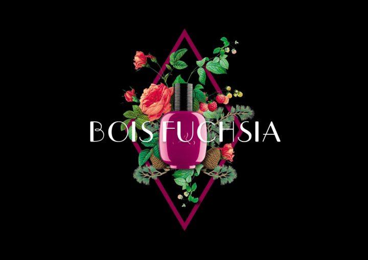 Parfums de Rosine Bois Fuchsia
