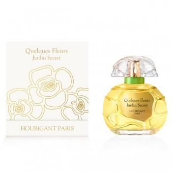 Houbigant – Collection Privée – Quelques Fleurs – Jardin Secret – Essence Rare