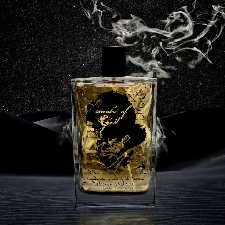 Initio – Oud for Greatness – Simone Andreoli –Smoke of God