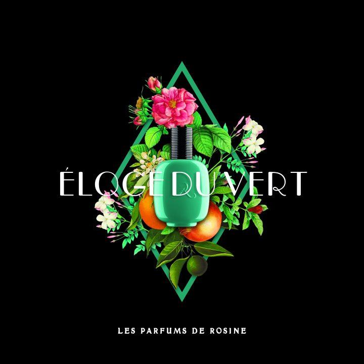 Éloge du Vert – Parfums de Rosine – Les Extravagants