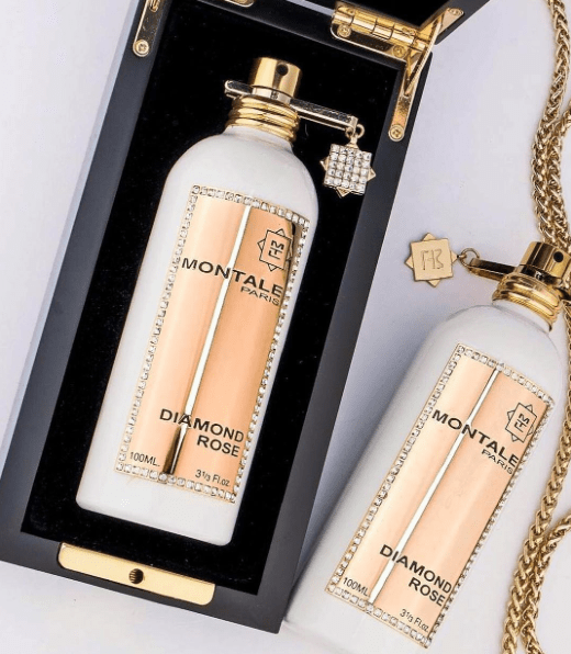 Montale – Diamond Collection – Diamond Rose – Diamond Greedy – Diamond Flowers