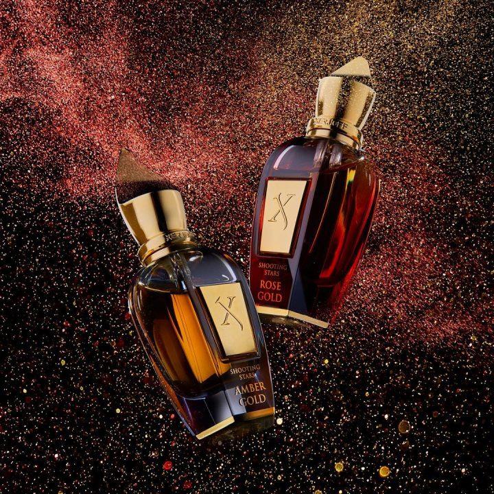 Amber Gold und Rose Gold von Xerjoff