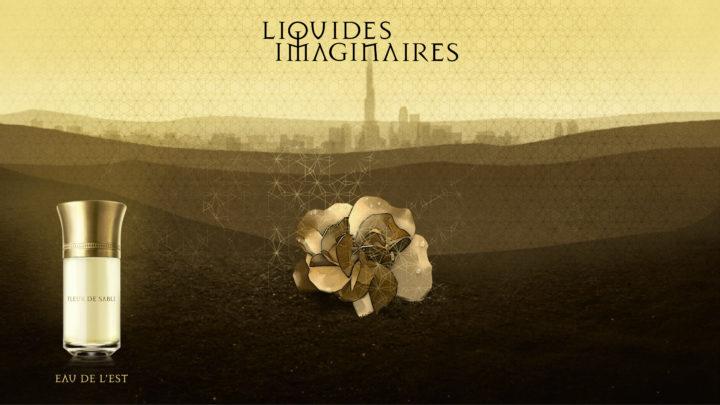 Les Liquides Imaginaires – Les Eaux de l'Est – Fleur de Sable – Tapis Volant
