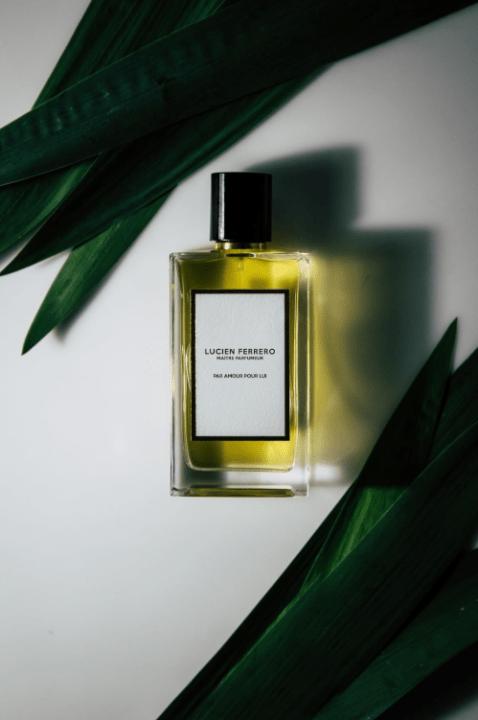 Lucien Ferrero Maître Parfumeur – Par Amour por Elle – Par Amour Pour Lui – Seringa Blanc