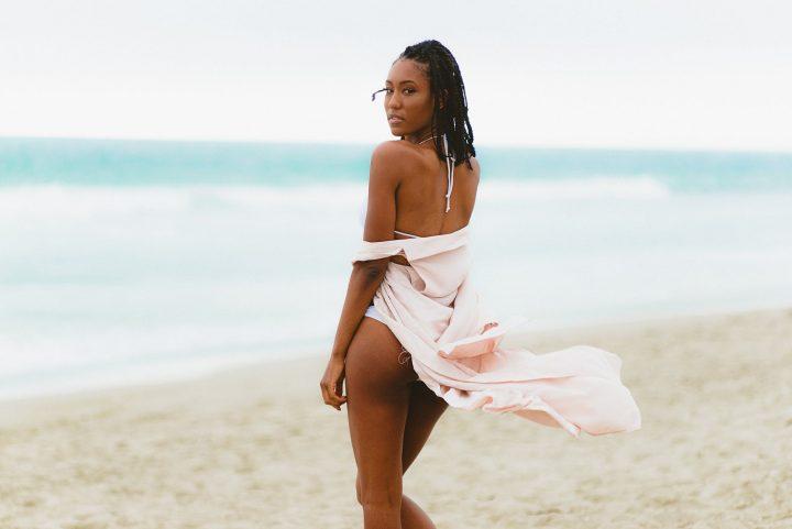 https://www.pexels.com/photo/beach-bikini-blur-close-up-428543/