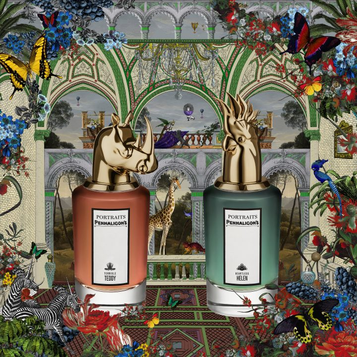 Penhaligon's – Portrait Collection – Heartless Helen – Terrible Teddy