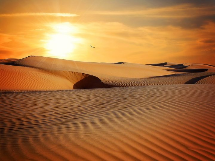 https://pixabay.com/de/photos/w%C3%BCste-sand-landschaft-sonne-790640/
