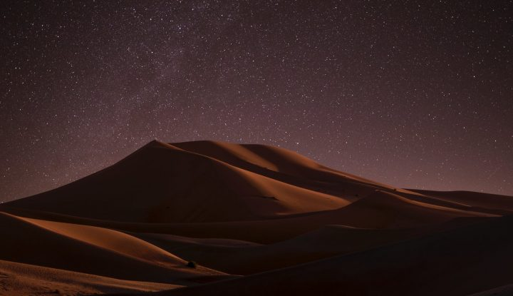 https://www.pexels.com/photo/desert-during-nighttime-847402/