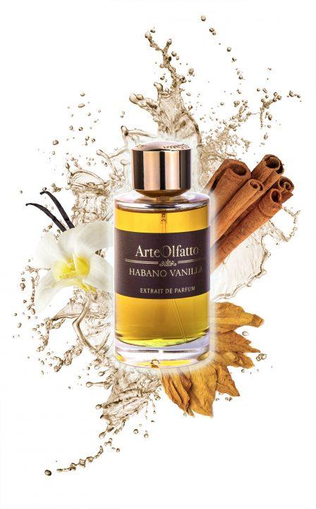 ArteOlfatto – Ambre Dèlicieuse – Habano Vanilla