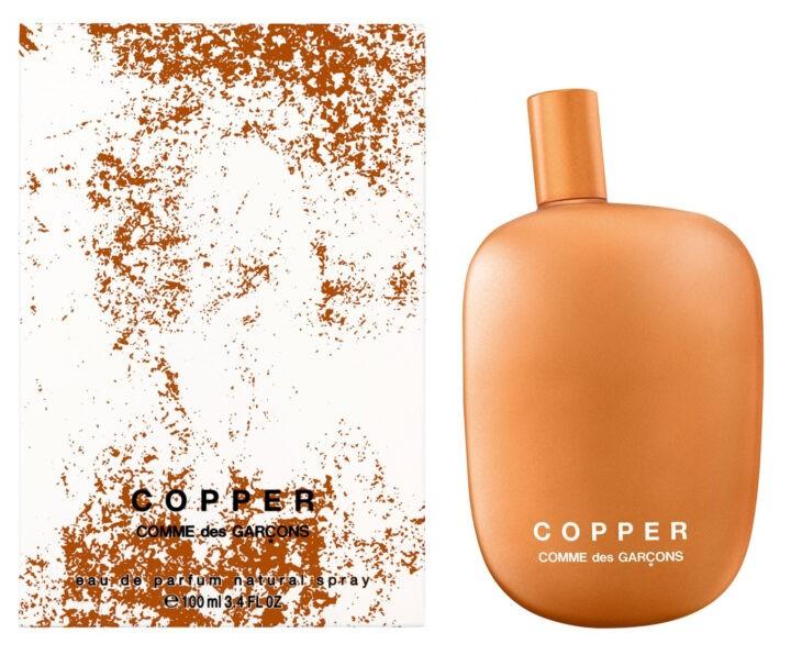 Comme des Garçons – Chlorophyll Gardenia – Copper