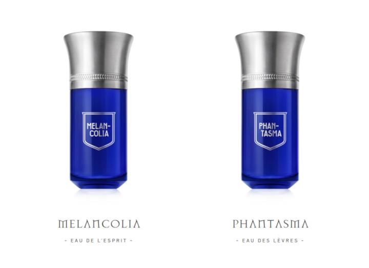 Les Liquides Imaginaires – Phantasma – Melancolia