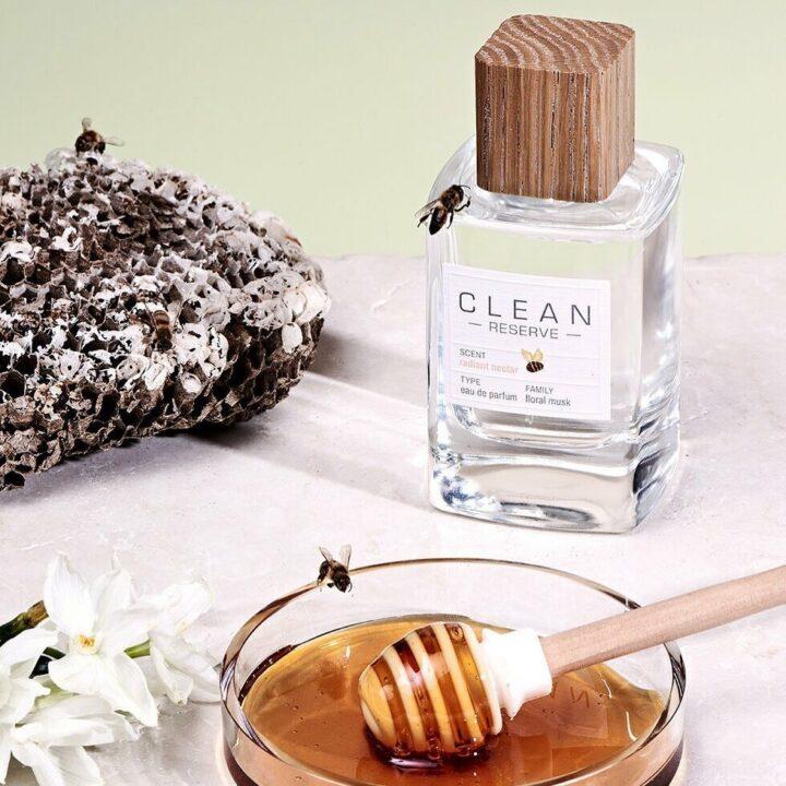 Clean Perfume – Radiant Nectar