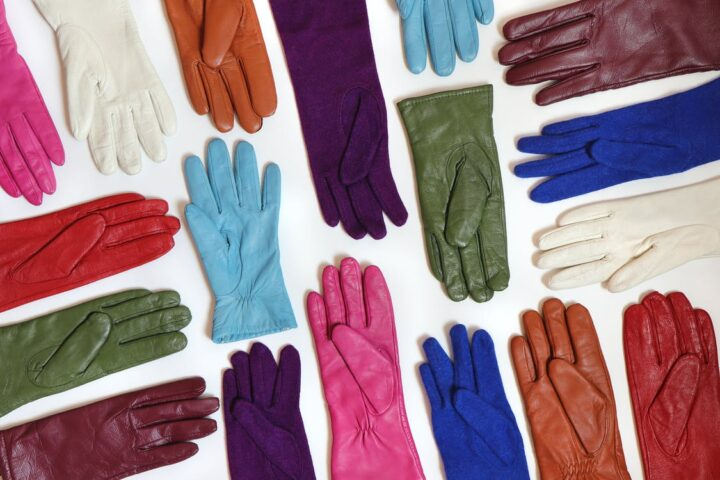 https://www.pexels.com/photo/assorted-color-gloves-on-white-surface-3817741/