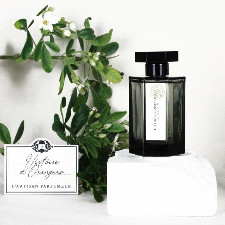 Histoire d'Orangers – L'Artisan Parfumeur