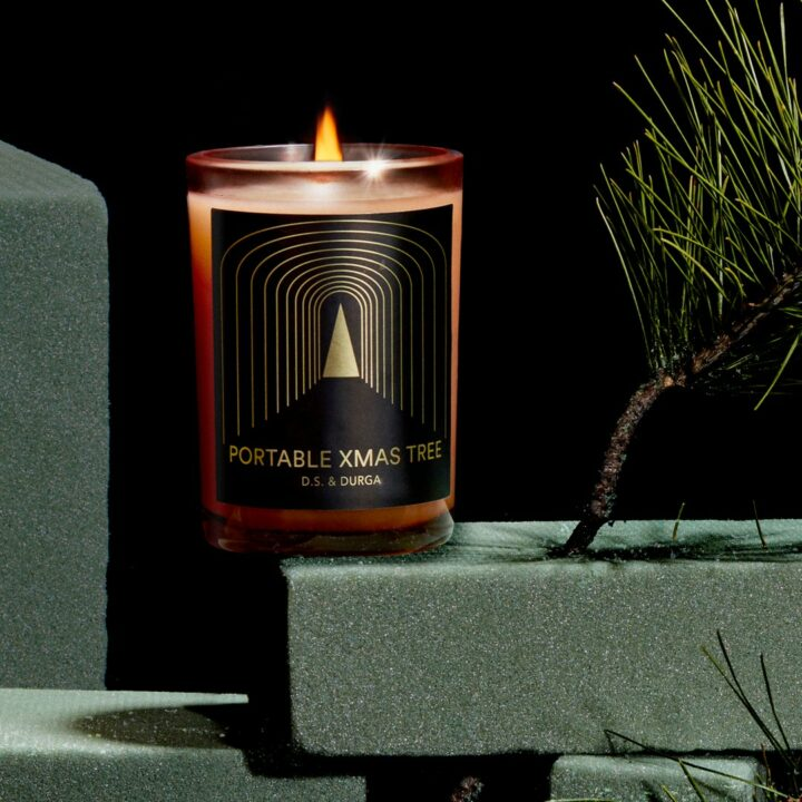 D.S. & Durga – Portable Xmas Tree – Kerzen von D.S. & Durga