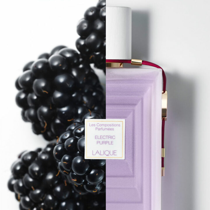 Lalique – Electric Purple