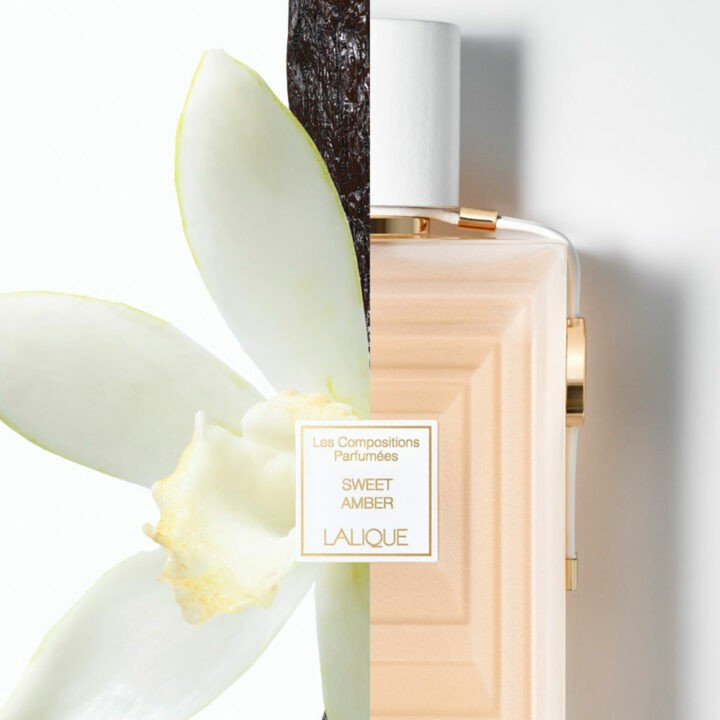 Lalique – Sweet Amber