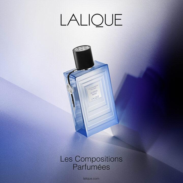 Lalique – Glorious Indigo