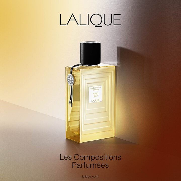 Lalique – Woody Gold