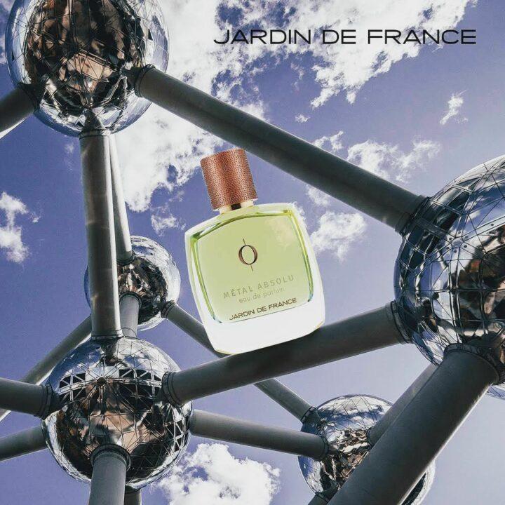 Jardin de France – Métal Absolu