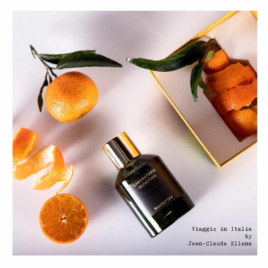 Laboratorio Olfattivo – Mandarino