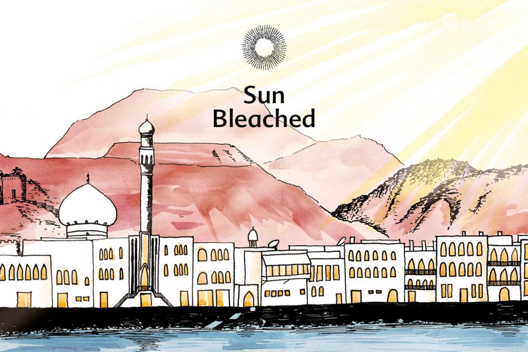 Skizze zu Sun Bleached von Une Nuit Nomade
