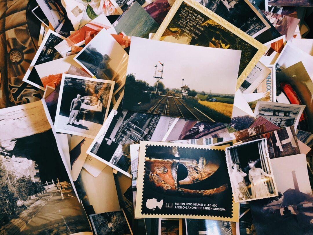 Erinnerungsfotos