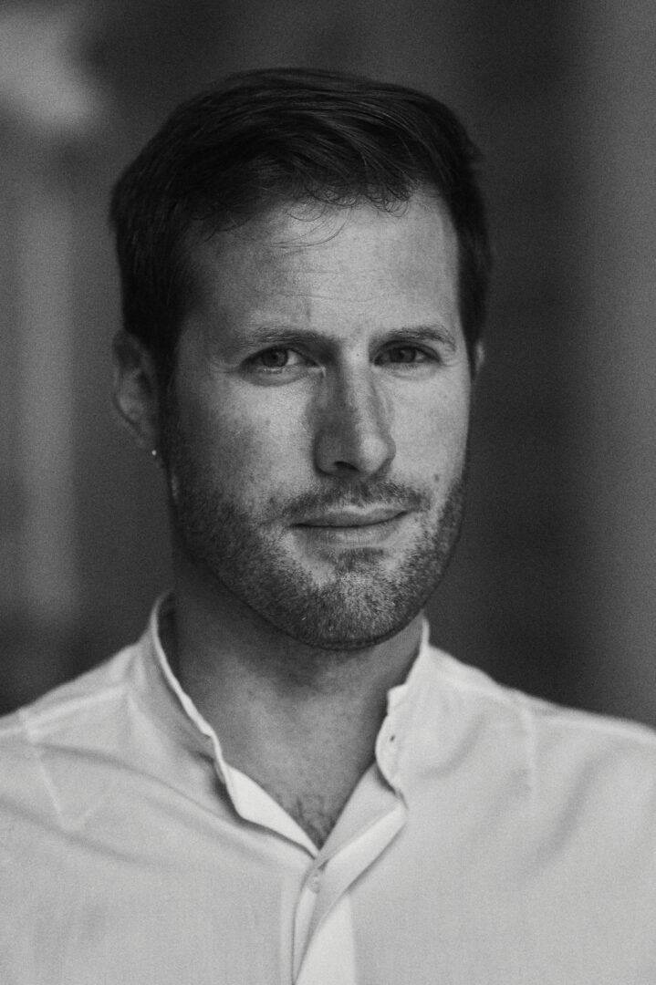 Portrait von Marc-Antoine Barrois