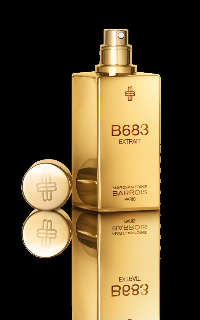 Marc-Antoine Barrois – B683 Extrait