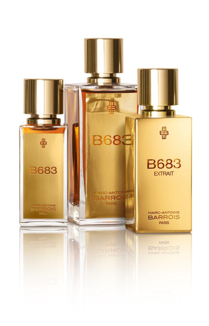 Marc-Antoine Barrois – B683 Extrait und B683