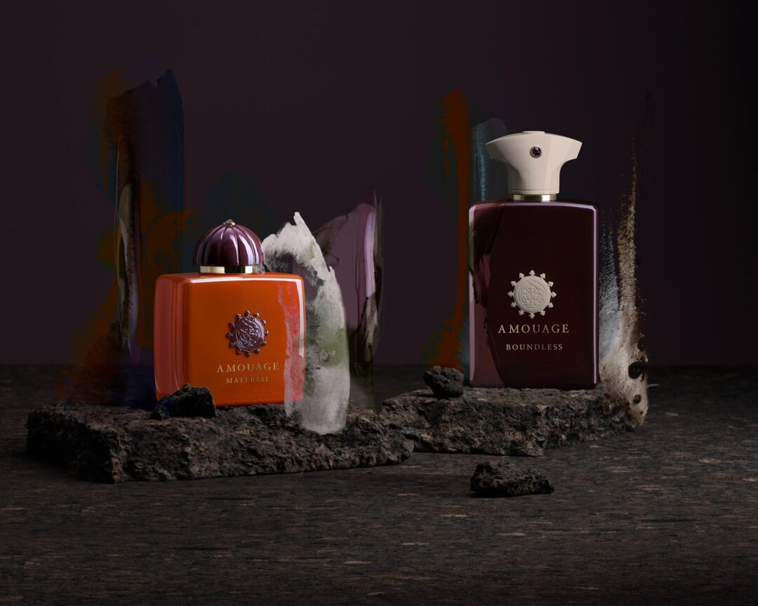 Amouage – Material & Boundless