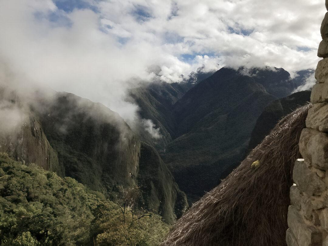 Die peruanischen Anden – Casa de Coca